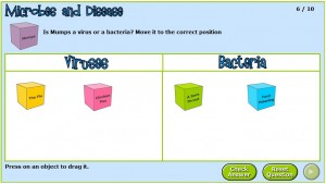 Microbes and Disease learning resource