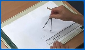 Drawing a Right Angled Triangle