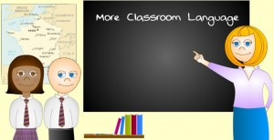 French Classroom Language 1