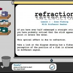Refraction - Gone Fishing