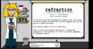 Refraction - Gone Fishing