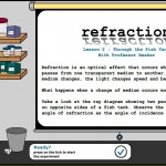 Refraction - Through the Fish Tank